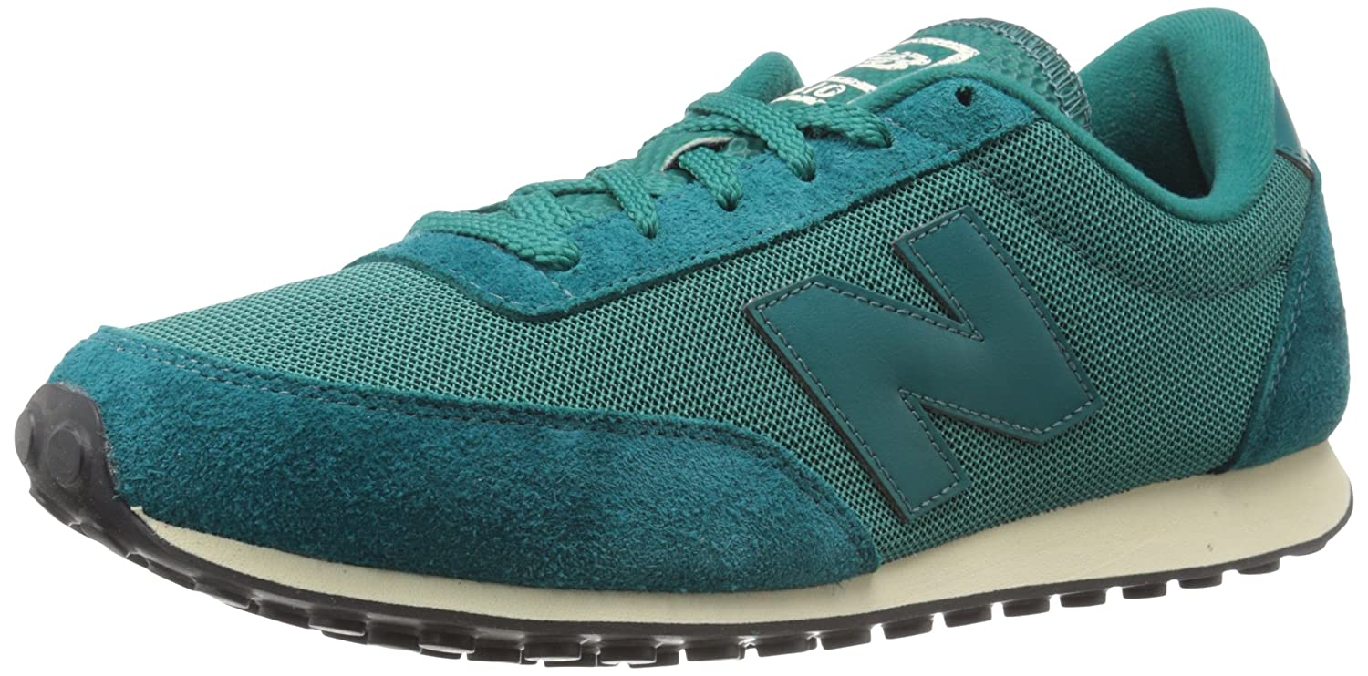 0f04ffbf32798 New Balance Unisex, Sports Shoes, U410 Clásico & Lifestyle, Green (Green),  9.5 UK: Amazon.co.uk: Shoes & Bags