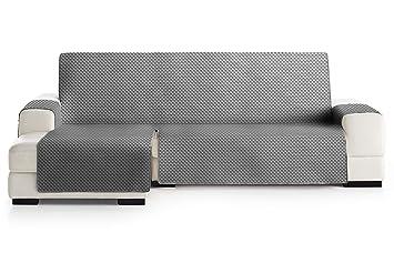 JM Textil Couvre canapé d'angle Elena, Protection matelassée pour
