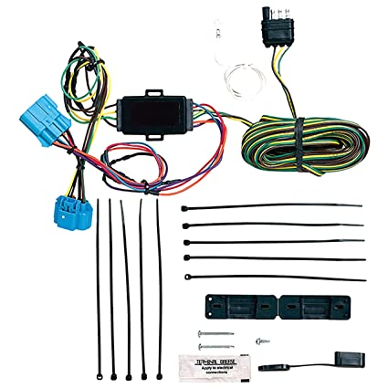 amazon com blue ox bx88287 ez light wiring harness kit for ford rh amazon com