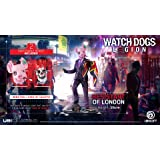 Amazon Com Watch Dogs Legion Playstation 4 Gold Steelbook Edition With Free Upgrade To The Digital Ps5 Version Ubisoft Video Games