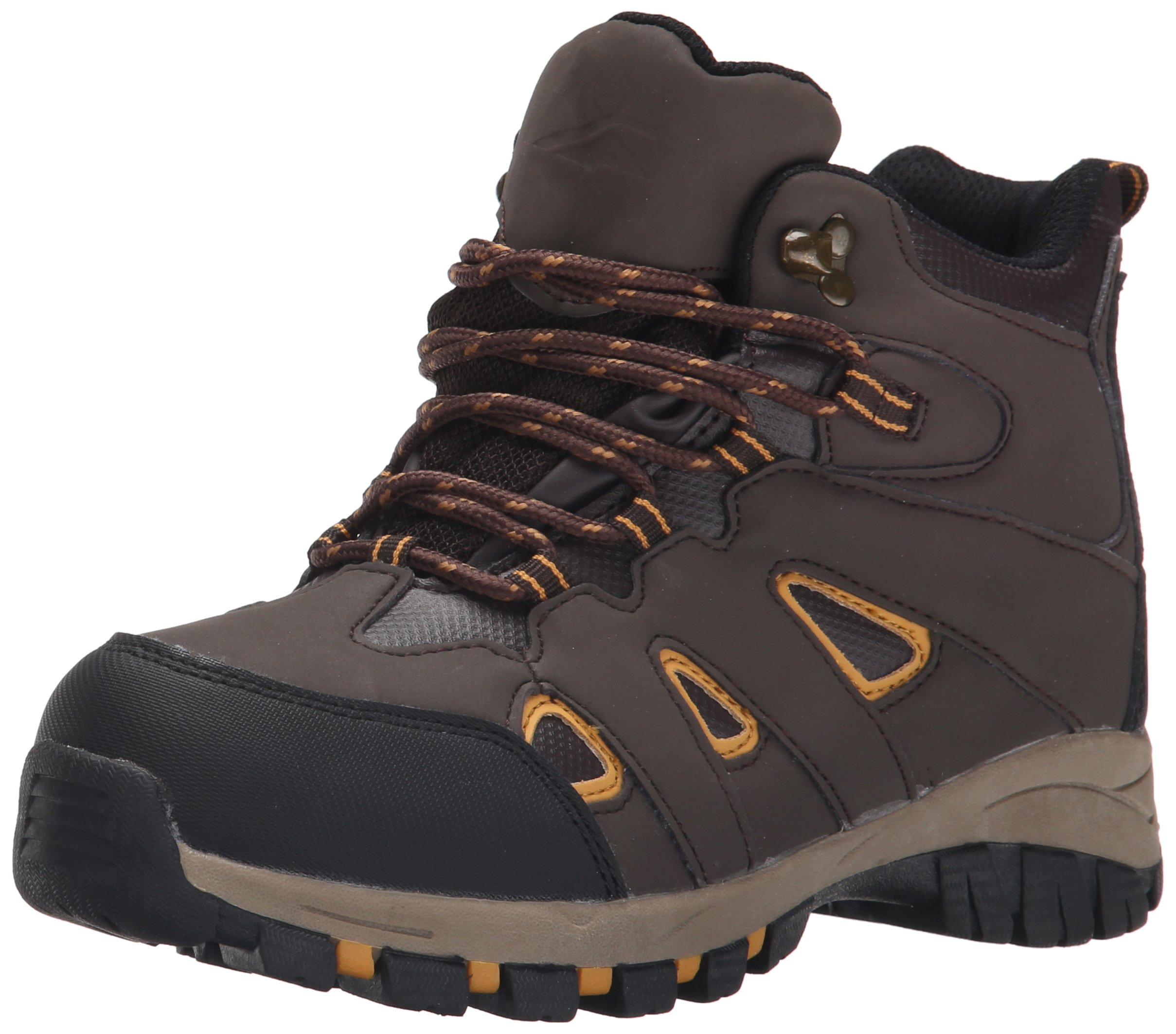 Deer Stags Drew Hiker Boot (Little Kid/Big Kid), Brown, 4 M US Big Kid