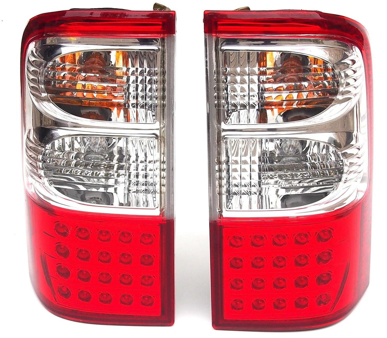 C/ôt/é gauche droite Feux arri/ère LED Feu stop