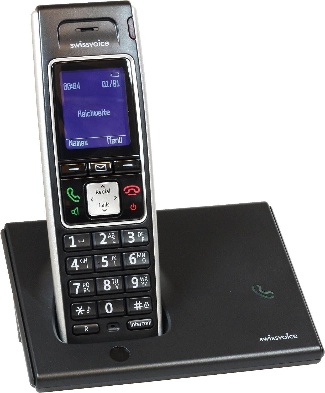 Swissvoice Avena 248 Schnurloses Analog Telefon Mit Elektronik