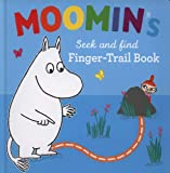 Moomin's Search And Find Finger Trail Book