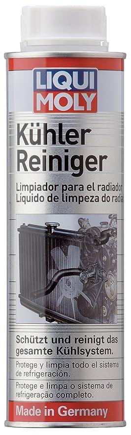 Liqui Moly 2506 Limpiador de radiadores de coches