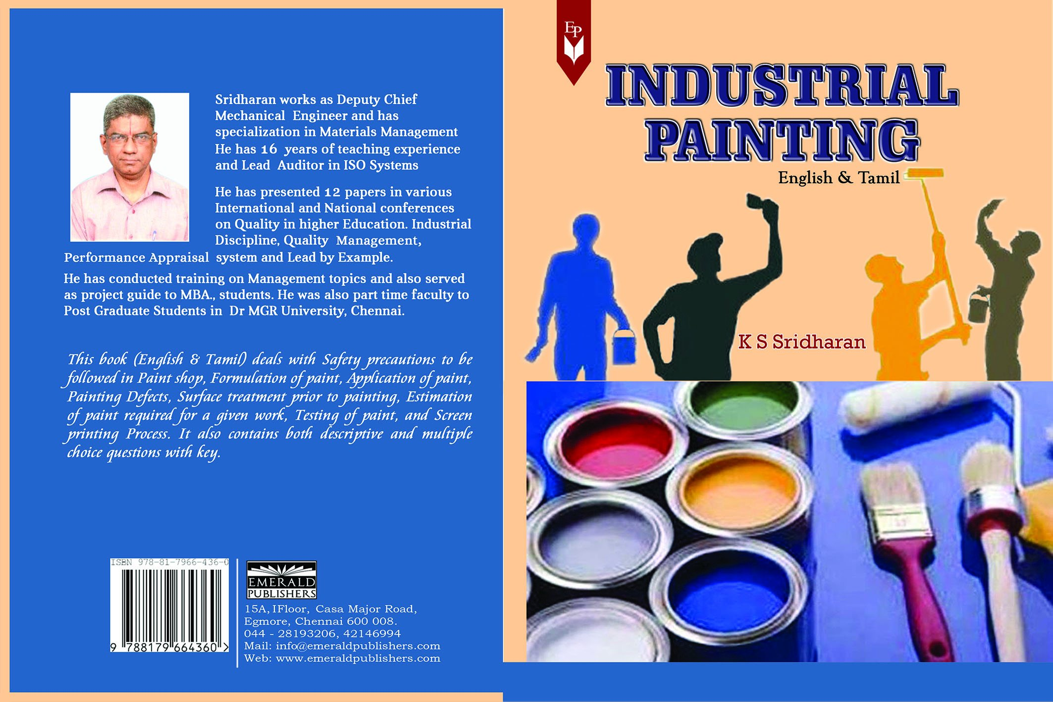 buy industrial painting english tamil book online at low prices