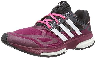 nouveau concept df0e6 ad58a adidas Response Boost Techfit, Women's Running Shoes