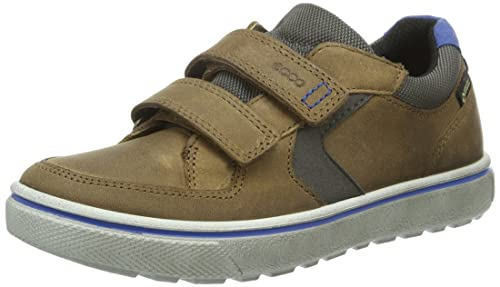 c099a6663d5 ECCO Glyder, Boys' Low-Top Sneakers: Amazon.co.uk: Shoes & Bags