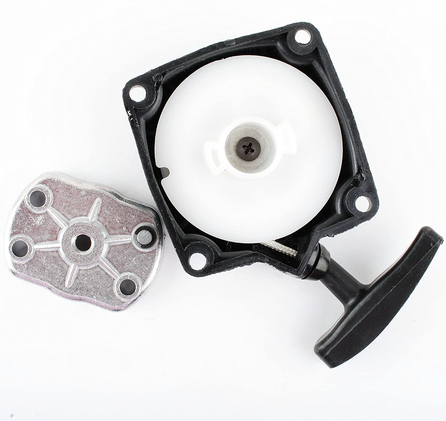 PULL START COG for Chinese 33cc 43cc 47cc 49cc PULLER with STARTER CLAW 50cc POCKET DIRT BIKE SCOOTER CHOPPER ATV PAWL