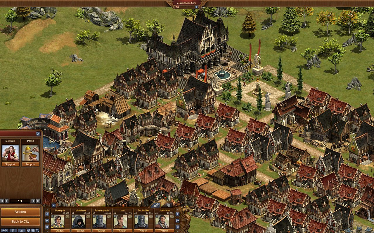Forge Of Empires Game Connect Amazonde Games