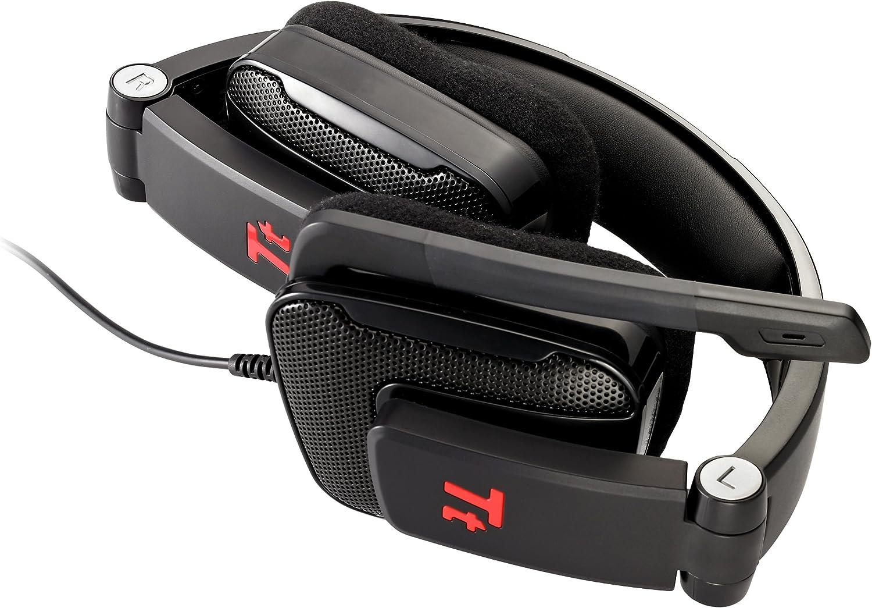 Thermaltake HT-SHK002ECBL Esports Shock Gaming Headset Diamond Black