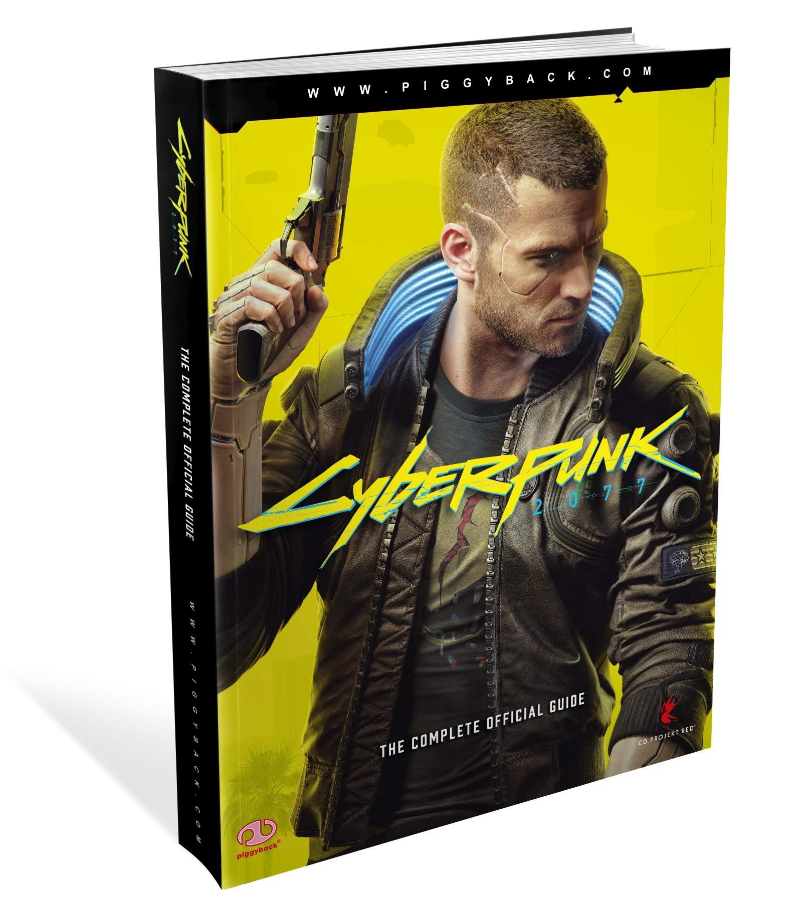 #Libro The Cyberpunk 2077: Complete Official Guide por 16,49€