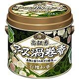 アース製薬 アース渦巻香 蚊取り線香 白檀和華 30巻缶入