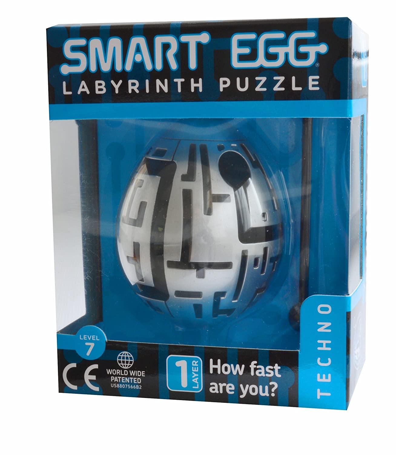 BePuzzled Smart Egg Brain Teaser, Techno, Brain Teasers - Amazon Canada