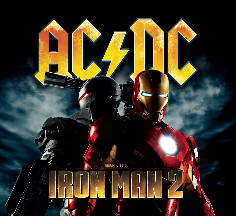 Iron Man 2 : AC/DC: Amazon.es: Música