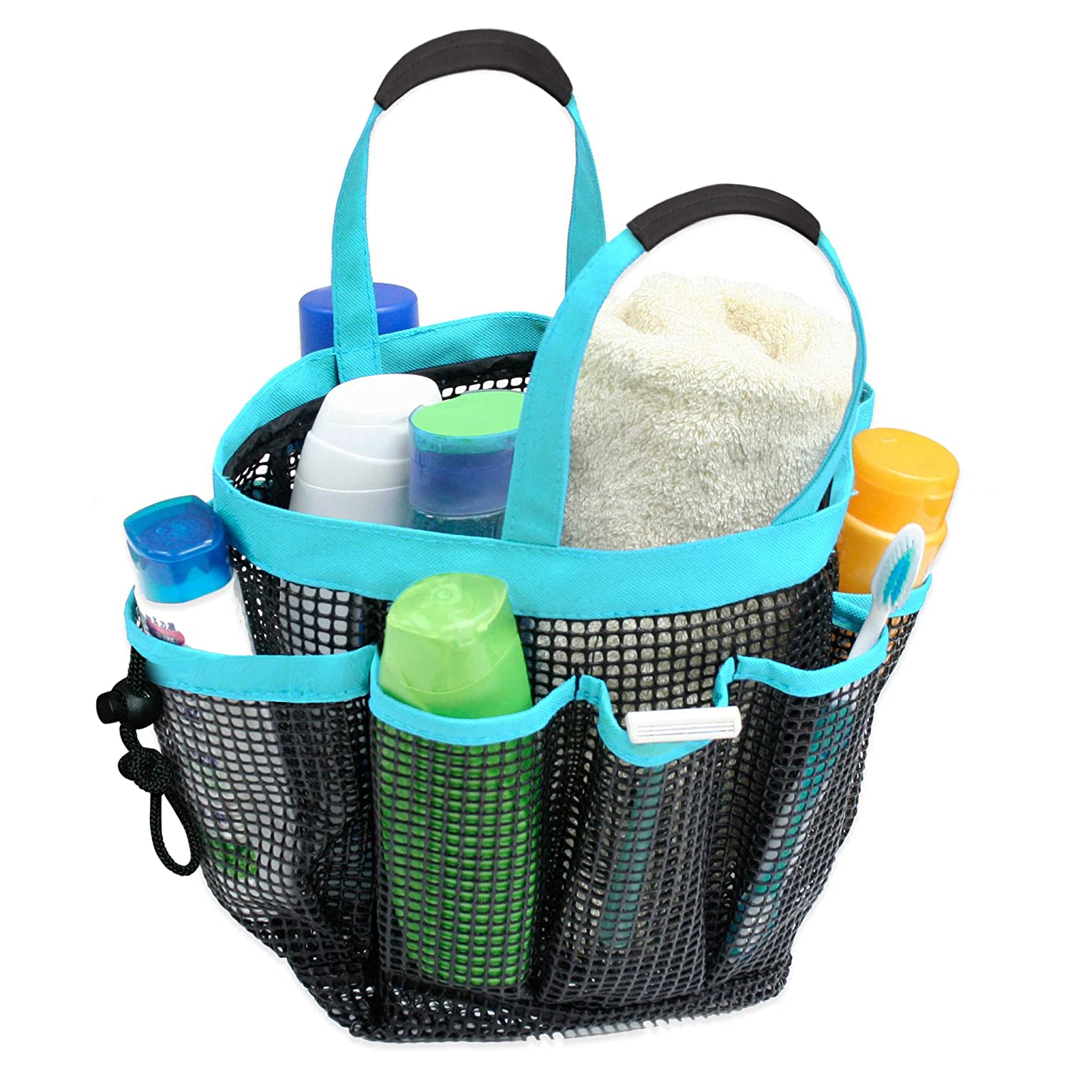 Amazon.com: The Fine Living Company USA - Premium Shower Caddy Tote ...