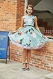 GRACE KARIN Women 50s Petticoat Skirts Tutu
