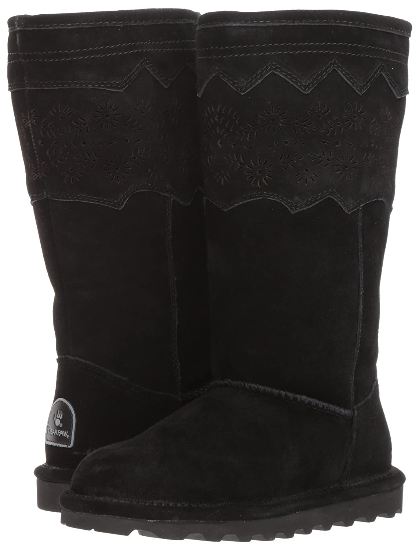 BEARPAW Women's Shana Fashion Boot B06XY91B22 9 B(M) US Black