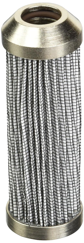 10 /μm Particle Retention Size 3045 PSI Maximum Pressure 3.94 Length Millennium Filters Millennium-Filters MN-D35A10GBV WIX Hydraulic Filter 3.94 Length Direct Interchange