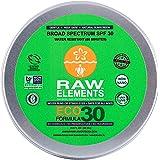 Raw Elements Eco Formula 30+ Tin