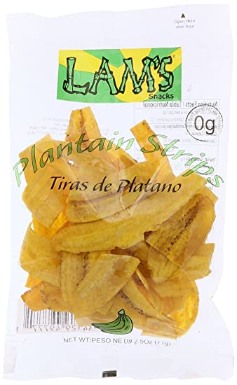 Plaintain Strips