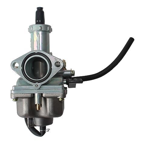 amazon com 26mm carb pz26 carburetor with hand choke lever for rh amazon com Homelite Choke Lever Choke Lever Ryobi 518824001