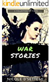 WAR STORIES : Bombing Narcotica (A Collection of Poetry)