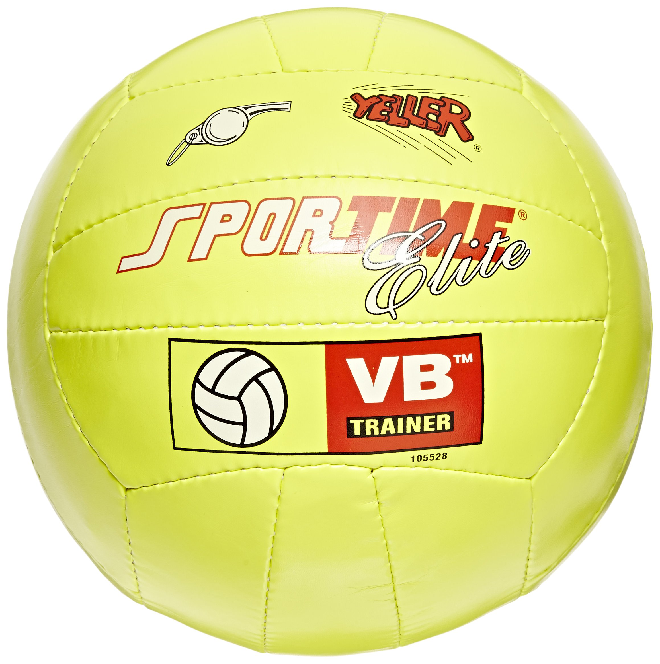 Sportime Volleyball-Trainer Elite, Yellow