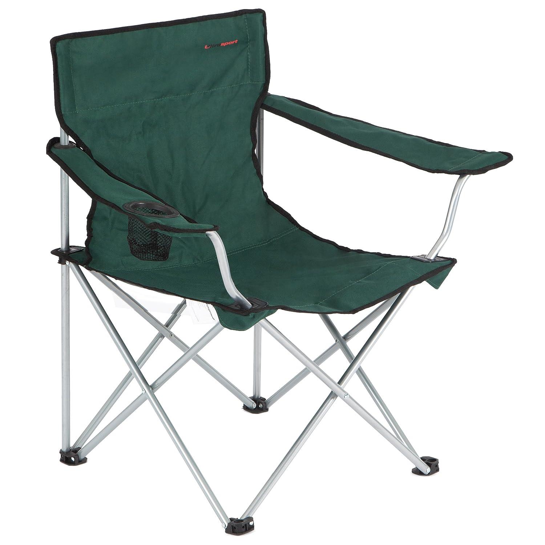 Ultrasport Silla para Camping Plegable Relax: Amazon.es ...