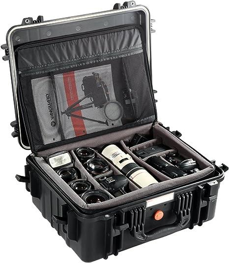 sustantivo Miau miau Abolido  Vanguard Supreme 46D - Maletín Sumergible con Compartimentos, Color Negro:  Amazon.es: Electrónica