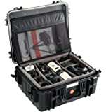 Vanguard Supreme 46D Waterproof Camera Case with Removable Divider System