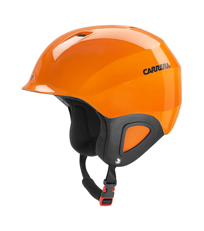 1d58236a4 Carrera Cj-1 Skihelm, Orange Shiny: Amazon.de: Sport & Freizeit