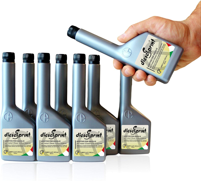1 Liter 8 Flaschen Von 125 Ml Dieselsprint Multifunktionale Additiv Für Diesel Motoren Auto