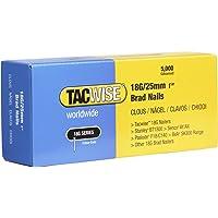 Tacwise 0396 Clavos galvanizados de 18 x 25