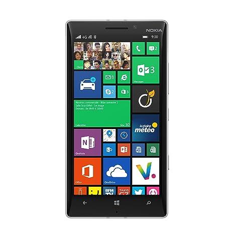 """Nokia Lumia 930 - Smartphone libre Windows Phone (pantalla 5"""", cámara 20 Mp"""