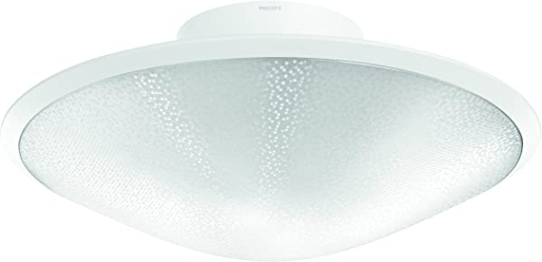 Philips Hue Phoenix Personal Wireless Lighting LED Ceiling Light, Works with Alexa