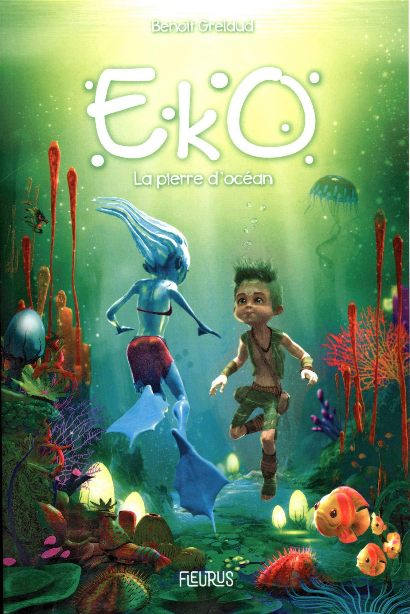 Amazon.fr - Eko - Tome 1 - La pierre d'Océan - Grelaud, Benoît ...