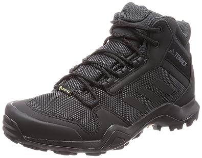 007055c8344f03 adidas Terrex Herren Wanderschuhe Terrex AX3 Mid GTX Core Black Core  Black Carbon 38