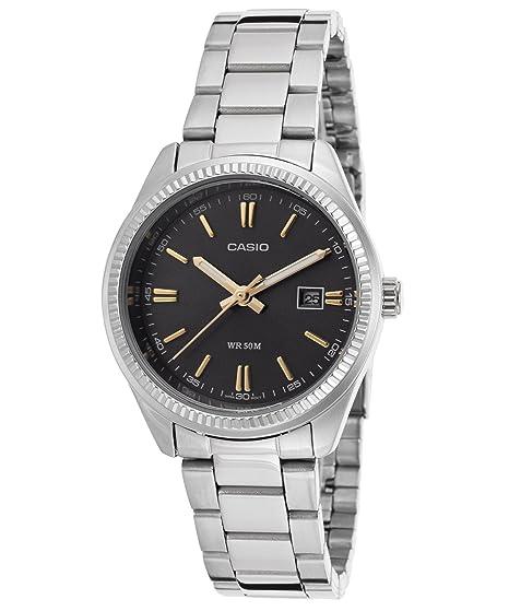 Analogico Casio 1a2Amazon Ltp Reloj 1302d esRelojes yvI76bmYfg