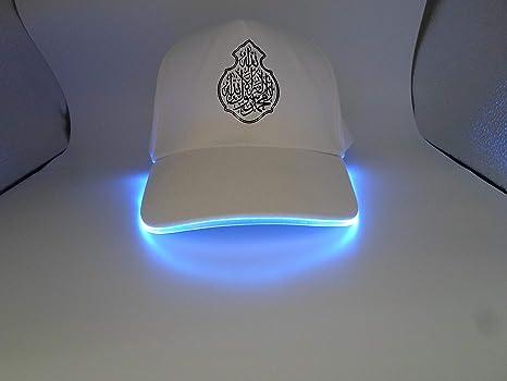Biz Direct Online - Gorra de béisbol con luz LED para Exteriores e ...