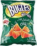 Bugles Corn Snack Chili Bugles, 125 Gm