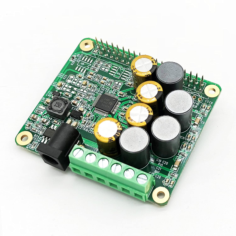 Inno Maker Raspberry Pi Hifi Amp Hat 25w Class D Power Buy Audio Amplifier Circuit Boardaudio Tas5713 Expansion Board Module For 3 B Zero Nichicon