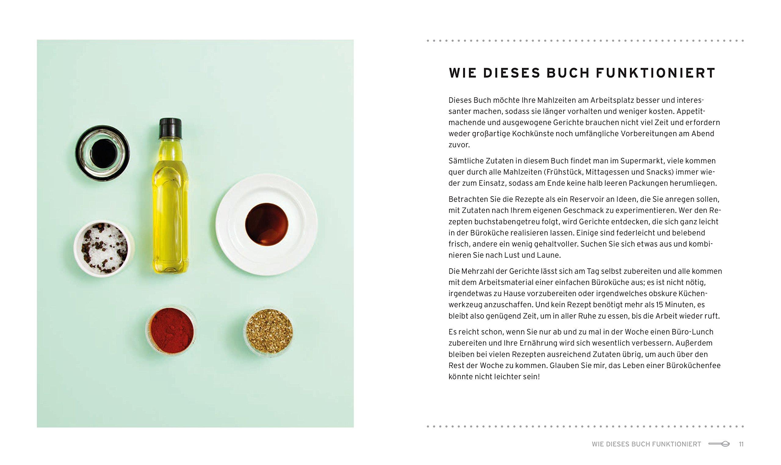 Geniale Job-Küche: Schnelle Rezepte für Wasserkocher, Toaster ...