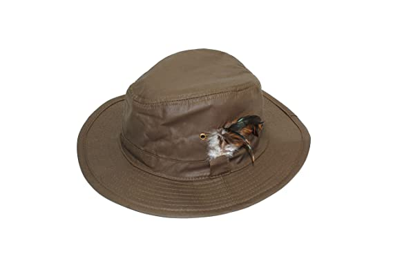 6f308b7cac964 Wax Downbrim Trilby Available in Olive Green and Navy and Size 57cm ...
