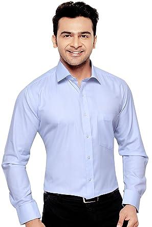 Amezone Mens Formal Office Shirt L Large Amazon Clothing