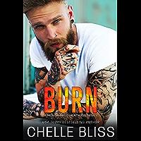 Burn (Men of Inked: Heatwave Book 2)