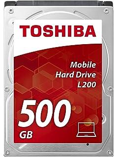 Toshiba L200 - Disco Duro Interno de 500 GB (6,4 cm (2
