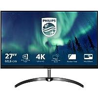 Philips Monitors 276E8VJSB/00 27 Cale, Monitor, Czarny