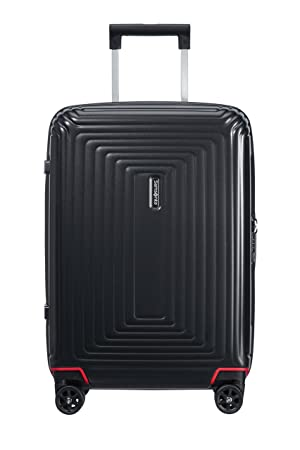 Samsonite Neopulse - Maleta, Negro (Matte Black), 55cm (anchura 23cm)-44L: Amazon.es: Equipaje