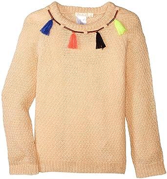 Amazon.com  Billieblush Girls  Emebellished Sweater  Clothing d0da1225a
